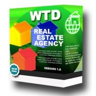 WTD Real Estate Agency screenshot